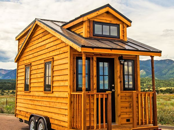 Mt Hood Tiny House Village Micro Houses For Sale And Micro